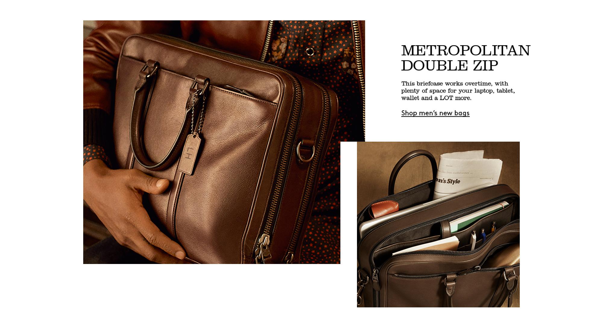 Men's New Bags