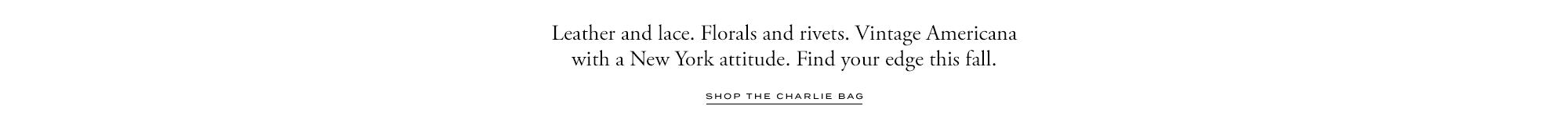 Shop Charlie