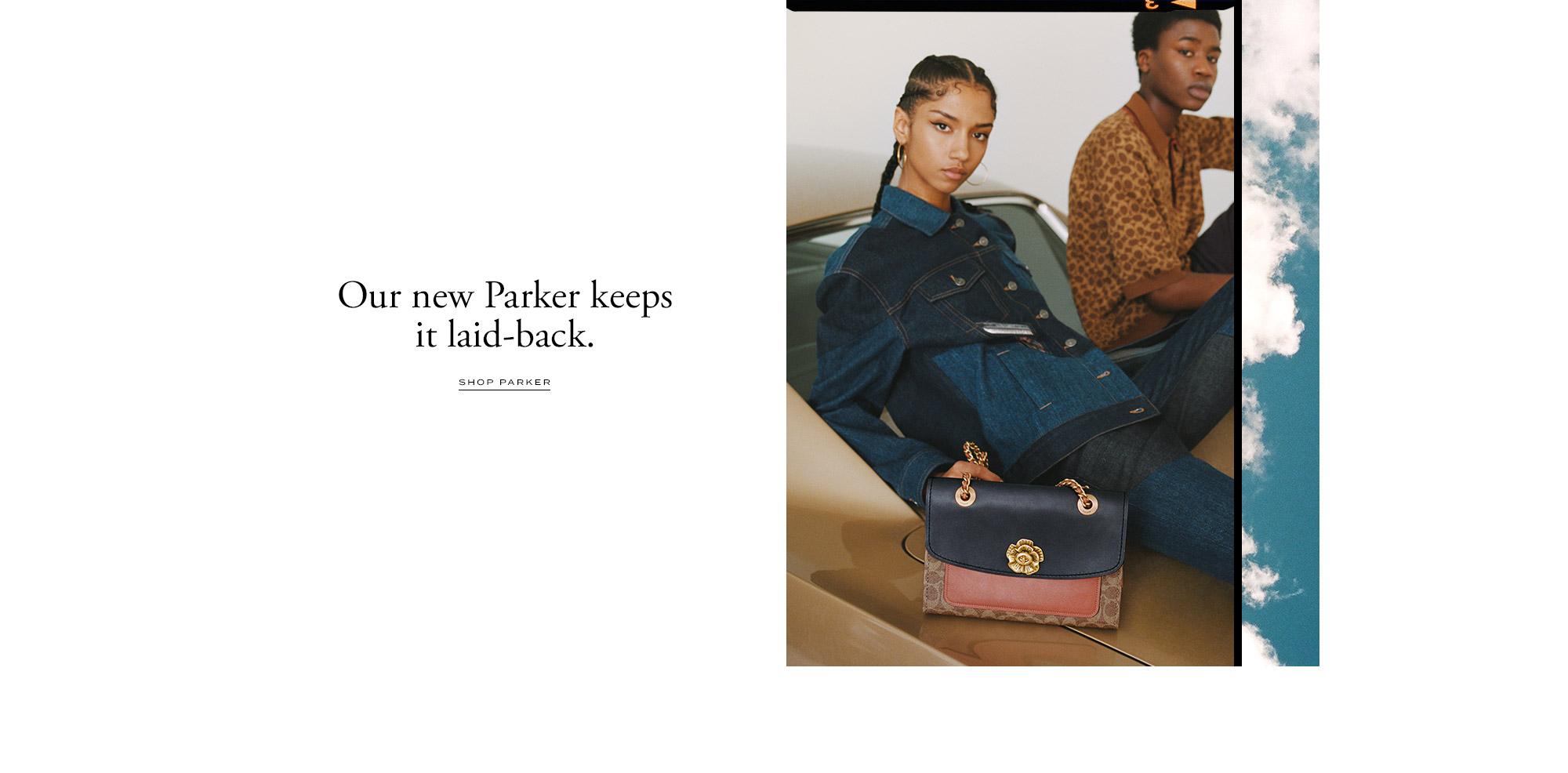 7a7babacb19574 Designer Fashion & Handbags | Coach Australia Online Shop