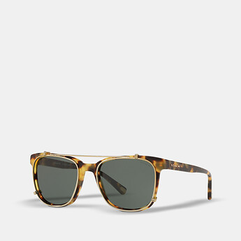 Image of Coach Australia  PHANTOS SQUARE SUNGLASSES