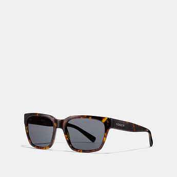 Image of Coach Australia  SQUARE SUNGLASSES