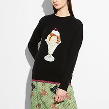 Picture of SUNDAE INTARSIA SWEATER