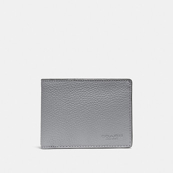 Image of Coach Australia  SLIM BILLFOLD WALLET