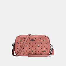 Picture of CROSSBODY CLUTCH WITH PRAIRIE RIVETS