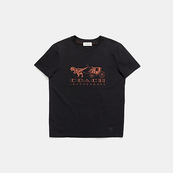 249a30339f REXY AND CARRIAGE T-SHIRT