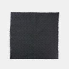 Image of Coach Australia BLACK SIGNATURE CHAIN LINK MONOGRAM OVERSIZED SQUARE