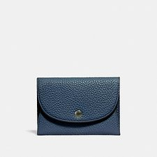 Image of Coach Australia CADET SNAP CARD CASE IN COLORBLOCK