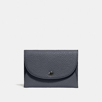 Image of Coach Australia  SNAP CARD CASE IN COLORBLOCK