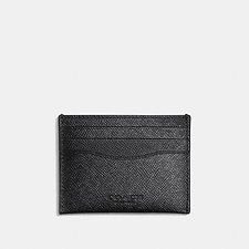 Image of Coach Australia BLACK CARD CASE
