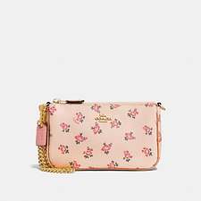 Picture of NOLITA WRISTLET 19 WITH FLORAL BLOOM PRINT