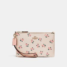 Picture of SMALL WRISTLET WITH FLORAL BLOOM PRINT