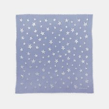 Image of Coach Australia BLUE STAR PRINT SQUARE