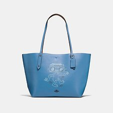 Picture of COACH X KEITH HARING MARKET TOTE