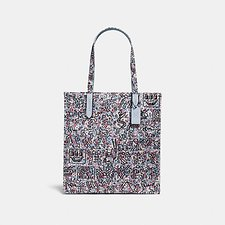 Picture of COACH X KEITH HARING TOTE