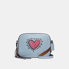 Picture of COACH X KEITH HARING CAMERA BAG