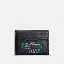 Picture of COACH X KEITH HARING CARD CASE