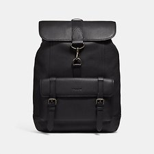 Image of Coach Australia JI/BLACK BLEECKER BACKPACK
