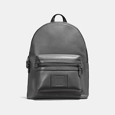 Image of Coach Australia LH/HEATHER GREY ACADEMY BACKPACK