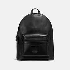 Image of Coach Australia MW/BLACK ACADEMY BACKPACK