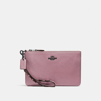 Image of Coach Australia  SMALL WRISTLET WITH HEARTS