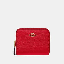 Image of Coach Australia LI/JASPER SMALL ZIP AROUND WALLET