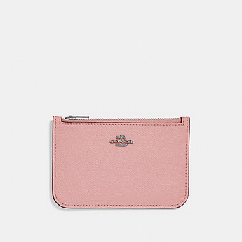 Image of Coach Australia  ZIP CARD CASE IN COLORBLOCK