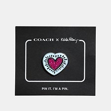 Picture of COACH X KEITH HARING PIN