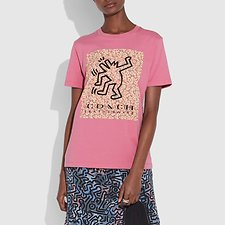 Picture of COACH X KEITH HARING T-SHIRT