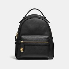 Image of Coach Australia LI/BLACK CAMPUS BACKPACK 23