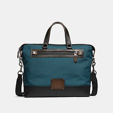 Image of Coach Australia QB/DENIM ACADEMY HOLDALL IN CORDURA® FABRIC