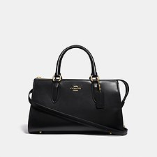 Image of Coach Australia GD/BLACK BOND BAG