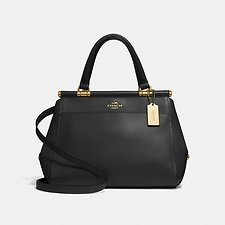 Image of Coach Australia LI/BLACK 2 GRACE BAG