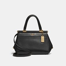 Image of Coach Australia LI/BLACK 2 GRACE BAG 20