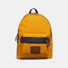 Image of Coach Australia JI/MAIZE ACADEMY BACKPACK IN CORDURA® FABRIC