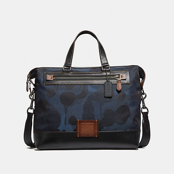 6b336414f0bb Image of Coach Australia ACADEMY HOLDALL IN CORDURA® FABRIC WITH WILD BEAST  PRINT