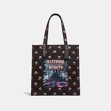 Picture of DISNEY X COACH SLEEPING BEAUTY TOTE