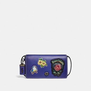 Image of Coach Australia  DISNEY X COACH DINKY WITH PATCHES