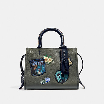 Image of Coach Australia  DISNEY X COACH ROGUE 25 WITH PATCHES