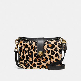 Image of Coach Australia  PAGE 27 WITH LEOPARD PRINT