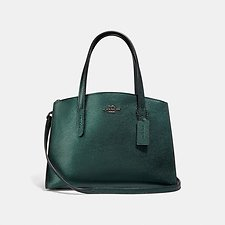 Image of Coach Australia GM/METALLIC IVY MULTI CHARLIE CARRYALL 28