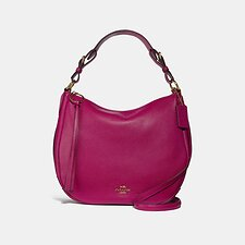Image of Coach Australia GD/BRIGHT CHERRY SUTTON HOBO