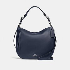 Image of Coach Australia SV/MIDNIGHT NAVY SUTTON HOBO