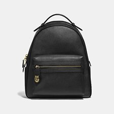 Image of Coach Australia LI/BLACK CAMPUS BACKPACK