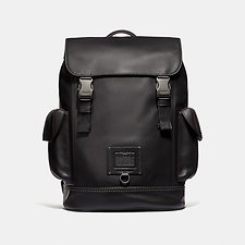 Image of Coach Australia JI/BLACK RIVINGTON BACKPACK