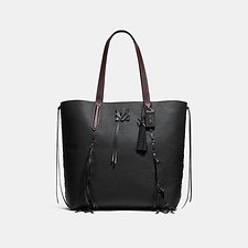 Image of Coach Australia BP/BLACK TOTE 34