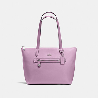 Image of Coach Australia  TAYLOR TOTE IN PEBBLE LEATHER
