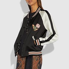 Picture of REVERSIBLE VARSITY JACKET