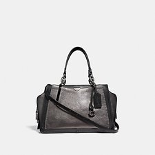 Image of Coach Australia GM/METALLIC GRAPHITE DREAMER