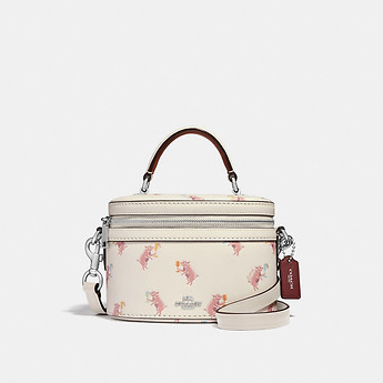 Image of Coach Australia  TRAIL BAG WITH PARTY PIG PRINT