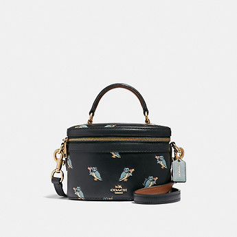 Image of Coach Australia  TRAIL BAG WITH PARTY OWL PRINT
